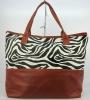 promotion large capacity cheap lady handbag in stock under usd1.8