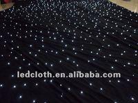 led star curtain,fancy led curtain wall light