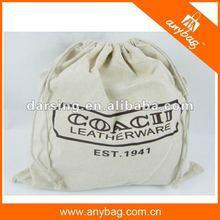 Drawstring cotton bag wholesale