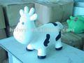 giganti gonfiabili mucca da latte per bambini