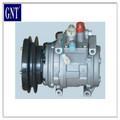 K OMATSU excavadora PC200-6 de la máquina 24 v 6D102 compresor de aire del motor diesel