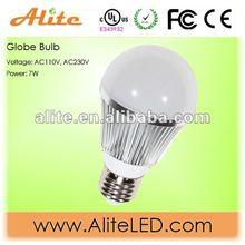 UL listed Cost Saving e27 dimmable led bulb