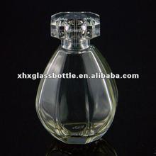 Best selling brand designer glass bottle for perfume wholesale
