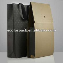 Hand bag paper carry bag