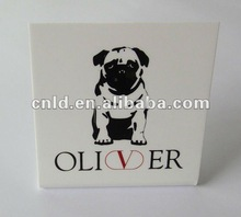 acrylic sign for pet store