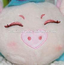 plush pig pillow