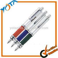Custom slim metal pen