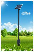 BCT-004M 60W Round Pole Solar Pad Solar Street Light