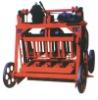 mobile block making machine for construction machine