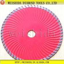 125mm hot super diamond turbo wave saw blade