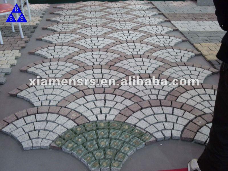 Barato chino granito suelos de exterior de pavimento de - Suelo de exterior barato ...