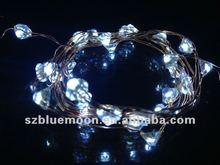 For christmas day-white diamond mini christmas light bulbs,5v mini light bulb