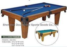 International & High quality cheap pool table