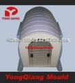 Cabine do molde plástico& cão casa molde& molde