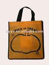 promotional cheap logo nonwoven shopping bags