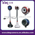 factory fashion 6 Mega free driver webcam with MIC