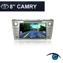 "8"" Car DVD Player with GPS Navigation for Toyota Camry"