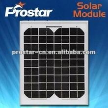 high quality 12v 20w poly solar panel