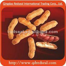 2012 Round type red skin peanut kernels