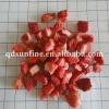 frozen fruit strawberry diced dry fruit