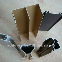 Construction Sliding Door Aluminium Profiles