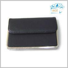 leather name card case pu business card case