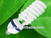 popular half spiral energy saving cfl bulb factory
