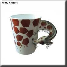 cute animal ceramic mug