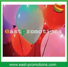 professional colorful led ballon for deciration