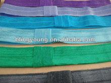 2014 New fashion elastic ribbon for hair ties BY-803