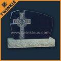 Granito cimitero/cimitero croce/cimitero di lapidi