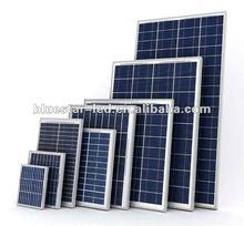 Class A 5W to 280W high efficiency panels solar