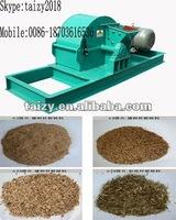 wood crushing machine/ Maize staw crusher machine with low price 0086-18703616536