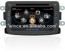 car dvd player for Renault Duster-NEW PLATFORM