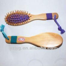 Bamboo massager or rubber massager
