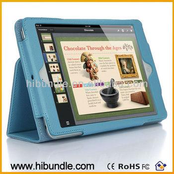 book style leather case for apple ipad mini