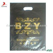 2012 best selling Customer logo plastic bag
