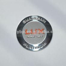 Aluminum nameplate logo tyre manufacturers logos