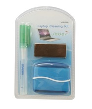 screen cleaning kit with spray,cloth,brush