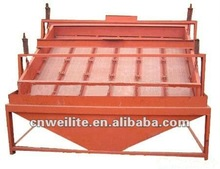 hot sell high frequency vibration screen/sieve for mining/fertilizer/sand/limetone