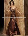 الدانتيل التفتا يزين اللباس الحفلة الراقصة plu-044b أنماط الخياطة