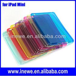 Soft TPU Crystal Clear Case for iPad Mini