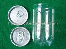 aluminum cap plastic can 355ml