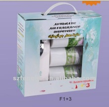 promotional gift packing nature frgrance purifier
