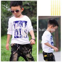 Fashion childrens clothing summer shorts shirts