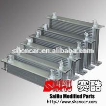 Performance auto car aluminum oil cooler for automatic transmission cooler automobile car