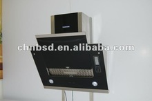wall mounted high quality new auto-clean cooking hood/kitchen chimney/chimney hood BSD C12AT-A