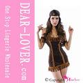 2014 su misura Anna principessa abito costume per adulti
