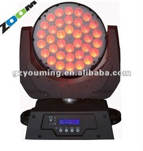 2012 Hot!Best price High quality 36*10W zoom Led moving head wash