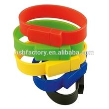 Beautiful Gift/Gadget Wristband USB Memory Flash Drive MUNCHEN bracelet USB flash drive armbands key drives sticks